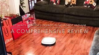 Deebot Slim2 Ultra-flat Robot Vacuum - A Comprehensive Review