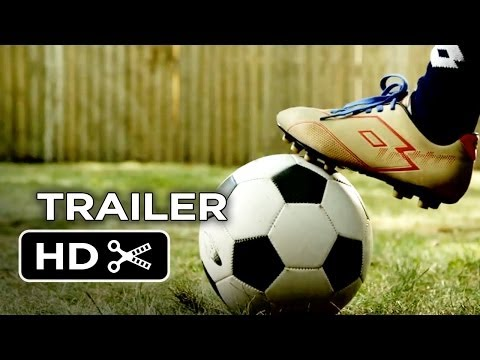 Golden Shoes Official Trailer (2014) - John Rhys-Davies, Soccer Movie HD
