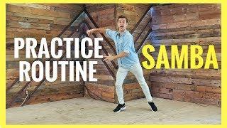SAMBA PRACTICE ROUTINE Samba Tutorial