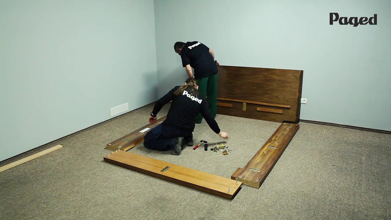 Montaż łóżka Varadero Film Instruktażowy