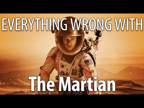 Everything Wrong With The Martian - With Dr. Neil deGrasse Tyson
