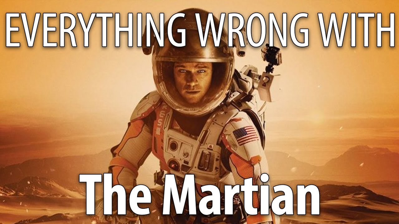 Download Everything Wrong With The Martian - With Dr. Neil deGrasse Tyson