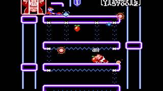 Donkey Kong Jr - ROUND ONE, GAME TWO: Foodperson(P2) vs. thephantombrain(P1): Vizzed.com Play - User video