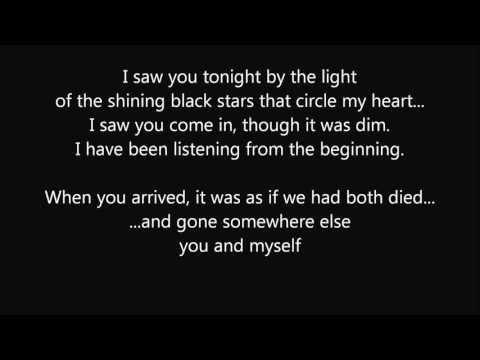 Jolie Holland - Black Stars [Lyrics] HQ