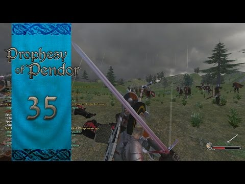 Let's Play Mount and Blade Warband Prophesy of Pendor Episode 35: Syla Uzas