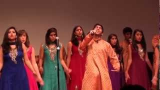UC Berkeley Dil Se - Anahat 2012 - Soniye (Song 1 of 4)