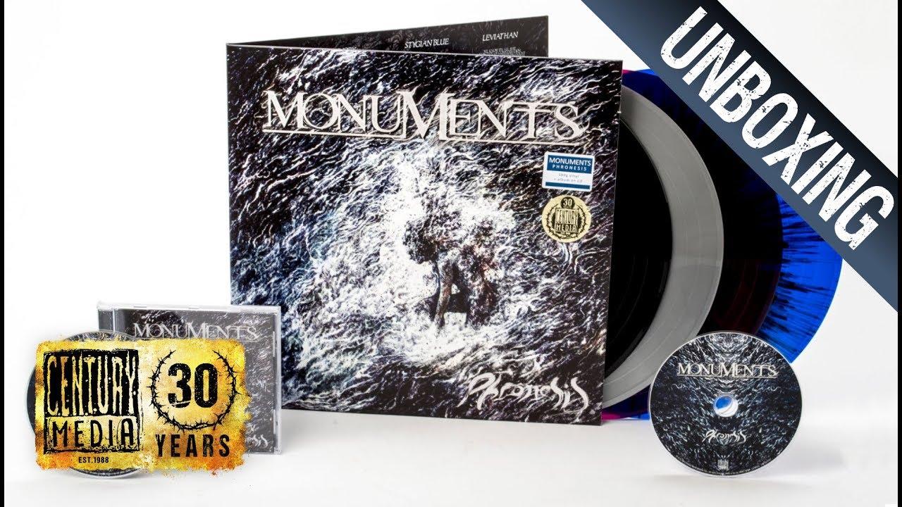 MONUMENTS — Phronesis (Unboxing)