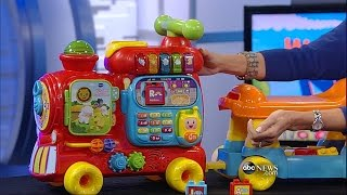 Toys Perfect for Preschoolers| ABC News
