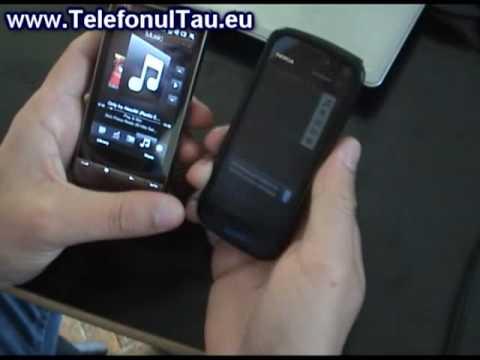 HTC Touch Diamond2 vs Nokia 5800 XpressMusic Audio Test