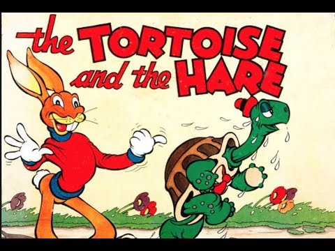 Tortoise And The Hare Aesop S Fables Turtle Rabbit Story Youtube