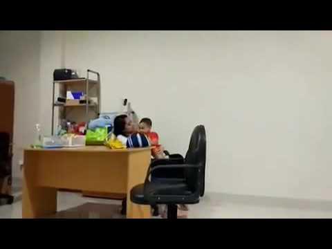 Lucu nya rafathar ajak Nagita Slavina Tidur Bareng Raffi Ahmad