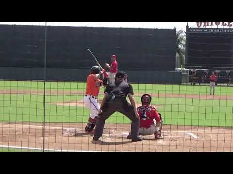 Francisco Morales (10-4-2018) - Instructional League (Sarasota, FL)