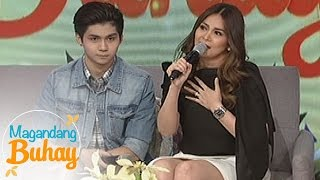 Magandang Buhay: How did Ryle's stepfather get his approval?