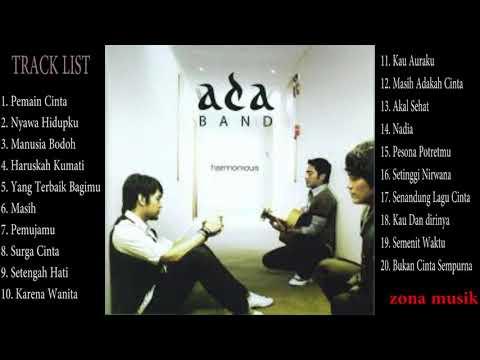 Download ADA BAND FULL ALBUM TERBAIK
