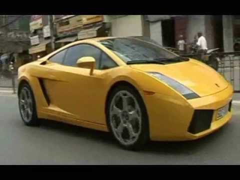 Lamborghini Gallardo In Hanoi