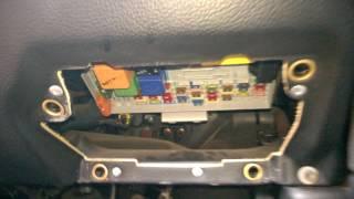Astra G Mk4 FUSE BOX Location - YouTube | 1998 Astra Fuse Box |  | YouTube