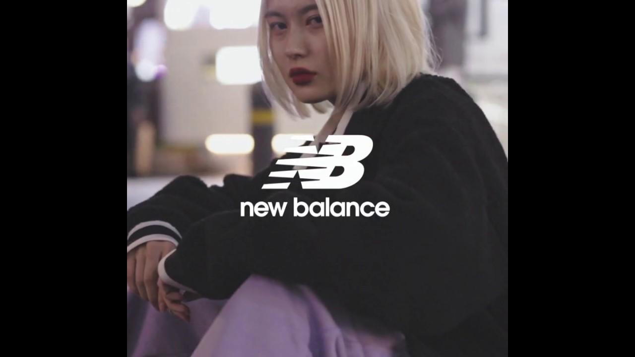 【FASHION】NEW BALANCE