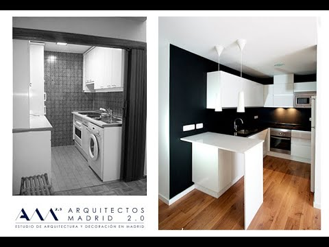 Decoraci n de interiores viviendas en madrid arquitectos - Decoracion interiores madrid ...