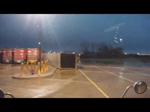 Morris IL tornado aftermath at Costco DC
