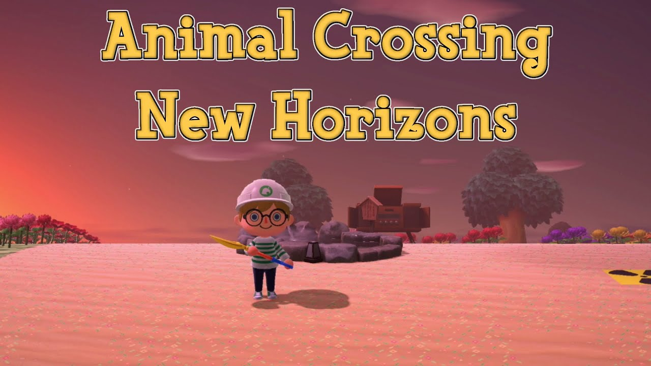 Animal Crossing New Horizons - Ep 164 - August 30: Rock ...