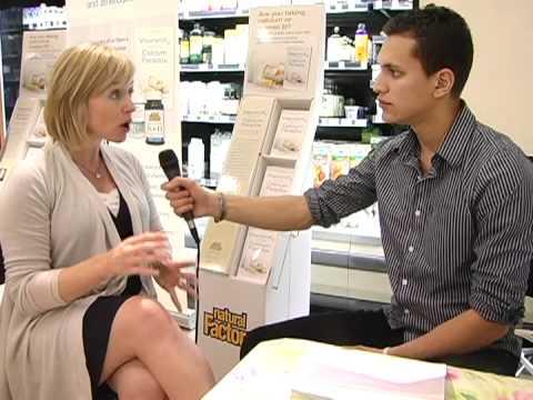 Healthy Planet TV Newscast # 1 - Dr. Kate Rhéaume-Bleue