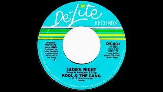 Kool & The Gang - Ladies Night (Dj ''S'' Bootleg Extended Dance Re-Mix)