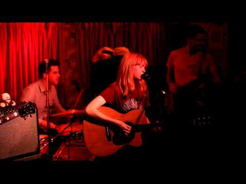 Lucy Rose - Red Face (live at Manchester Deaf Institute - 25th Oct 2012)