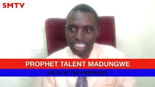 Mugabe gets Automatic Heavenly Entry says Prophet Madungwe