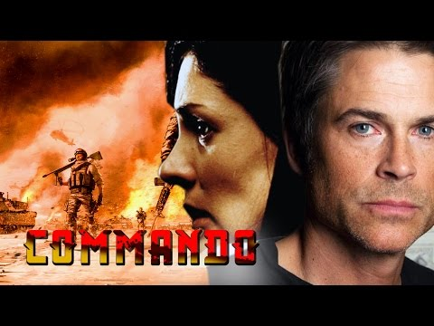 COMMANDO l One Man Army l Hollywood Movie...