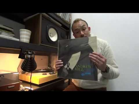 WHAT I WANT TO SAY ABOUT ANDREW HILL SMOKE STACK BLUE NOTE INC RVG EAR US VINYL