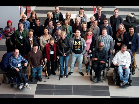 A gathering of Artist Leaders in Deaf and disability arts and inclusion