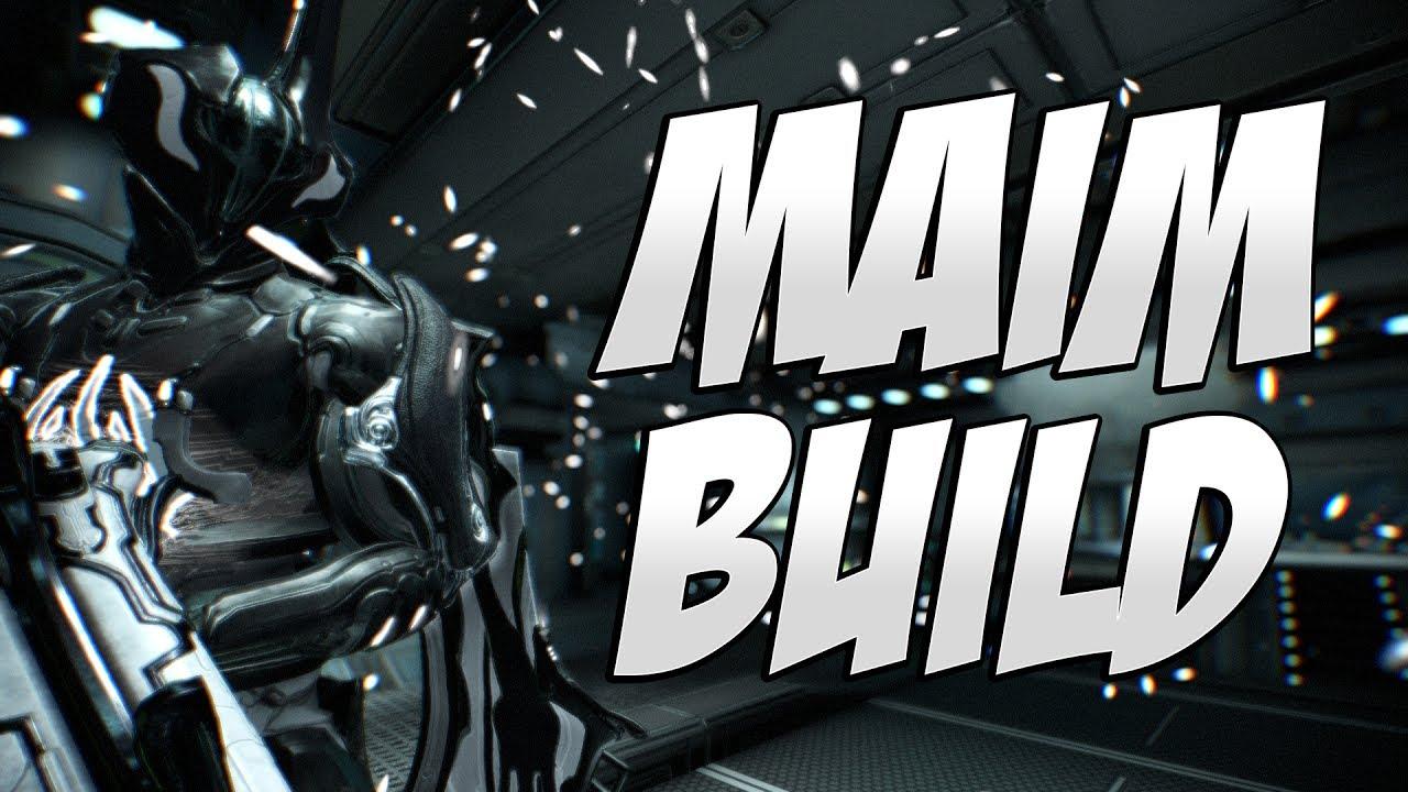 Warframe: Equinox Maim Build - YouTube