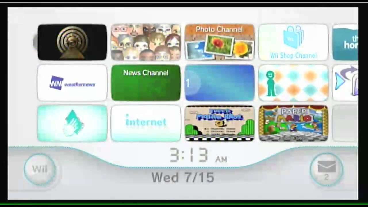 wii how to play games without the cd srive