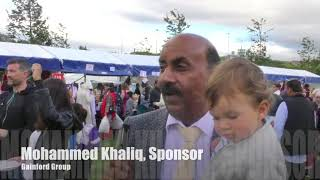 170828 Mohammed Khaliq Chaudhary (Gainford Group) Sponsor of the Newcastle Mela 17