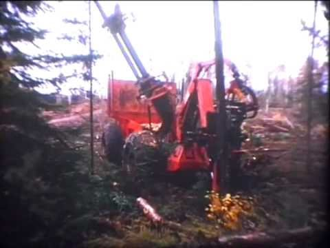 Koehring Shortwood Harvester 1970's