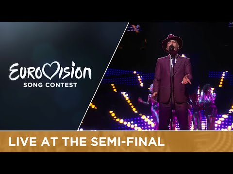 Serhat - I Didn't Know (San Marino) Live at Semi - Final 1 of the 2016 Eurovision Song Contest