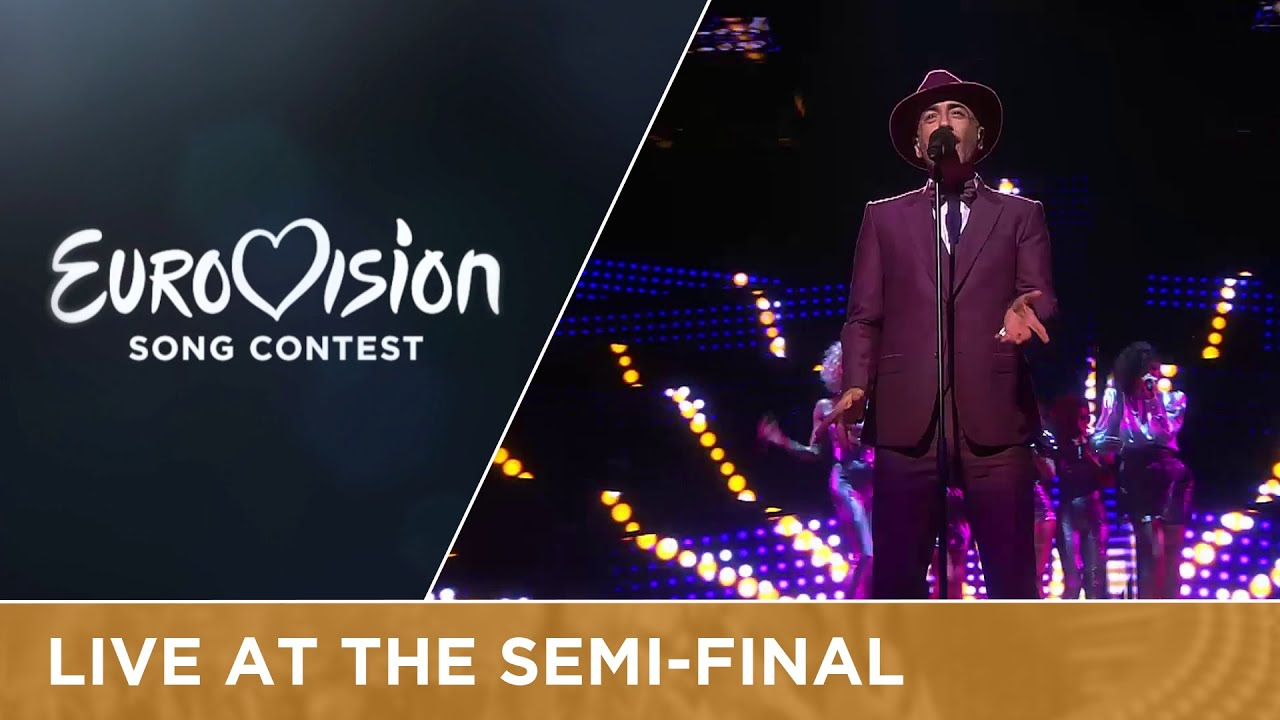 Download Serhat - I Didn't Know (San Marino) Live at Semi - Final 1 of the 2016 Eurovision Song Contest