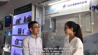 #8 Giới thiệu văn phòng đại diện của Takara tại HCM (Vietsub) / タカラ産業ご紹介(ベトナム語字幕)