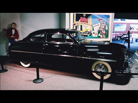 #1129 Celebrity Cars Exhibit At NATIONAL AUTOMOBILE MUSEUM - RENO NV - Travel VLOG (9/9/19)