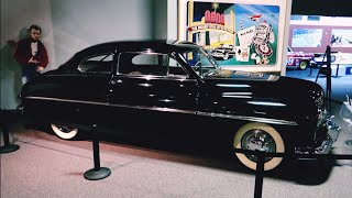 #1129 Celebrity Cars Exhibit at NATIONAL AUTOMOBILE MUSEUM RENO NV - Travel VLOG (9/9/19)