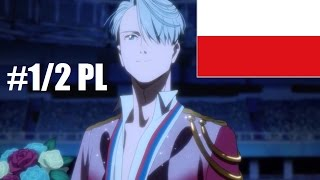 Yuri on ice CRACK PL #1/2 (Only polish!)