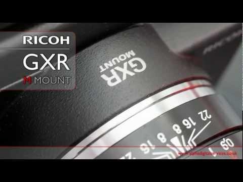 Ricoh GXR M Mount, 12 million pixel APS-C Sensor. Fits Leica, Zeiss and Voigtlander lenses.