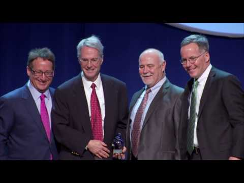 2017 Annual Meeting awards