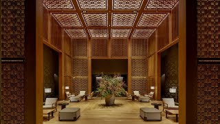 Amanyangyun resort by Kerry Hill Architects design...