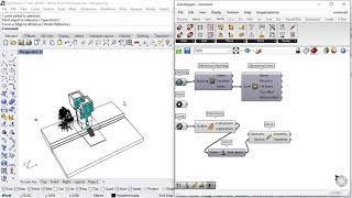 Automatic 2D Plan Views in Rhino with Grasshopper and VisualARQ