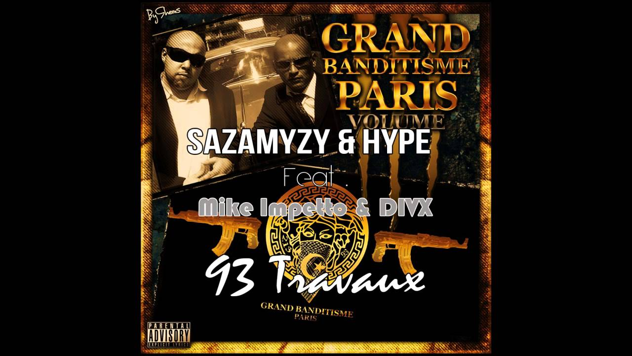 sazamyzy grand banditisme paris vol 3
