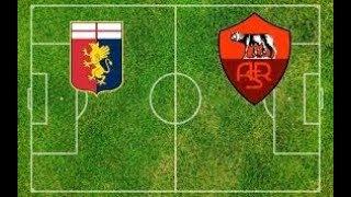 Genoa Vs Roma Live Steam