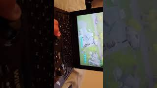 playing with Wii Control Fortnite u