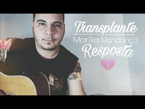 RESPOSTA Marília Mendonça - Transplante part. Bruno e Marrone