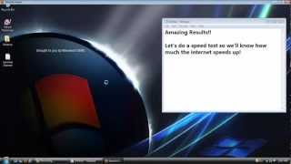How to make internet faster by 300%!! up to 5 times faster!! instant results and works!